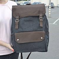 """Большой рюкзак для путешествий, городской, повседневный""""Сейбл """", фото 1"""