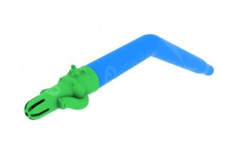 Слиновідсмоктувачі Angie - 1 шт., зелений, багаторазового використання