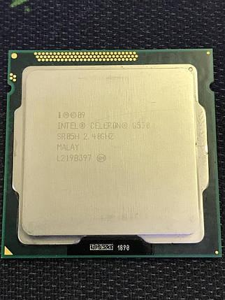 Процессор Intel Celeron G530 - 1155 сокет - ПК, фото 2
