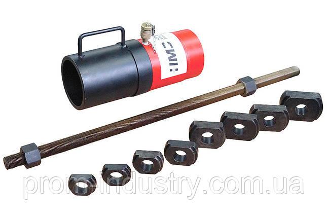 Приспособление для выпрессовки и запрессовки втулок рукояти погрузчиков и экскаваторов (PVZ30A), фото 2