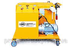 Стенд «HCT-4» для предварительного испытания гидравлических цилиндров