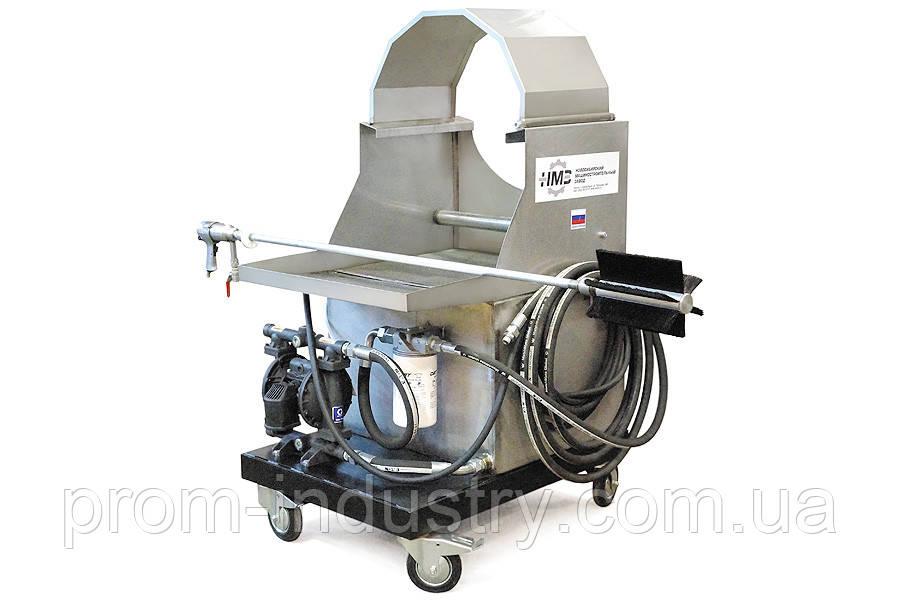 Аппарат «CWS-320» для очистки деталей гидравлических цилиндров