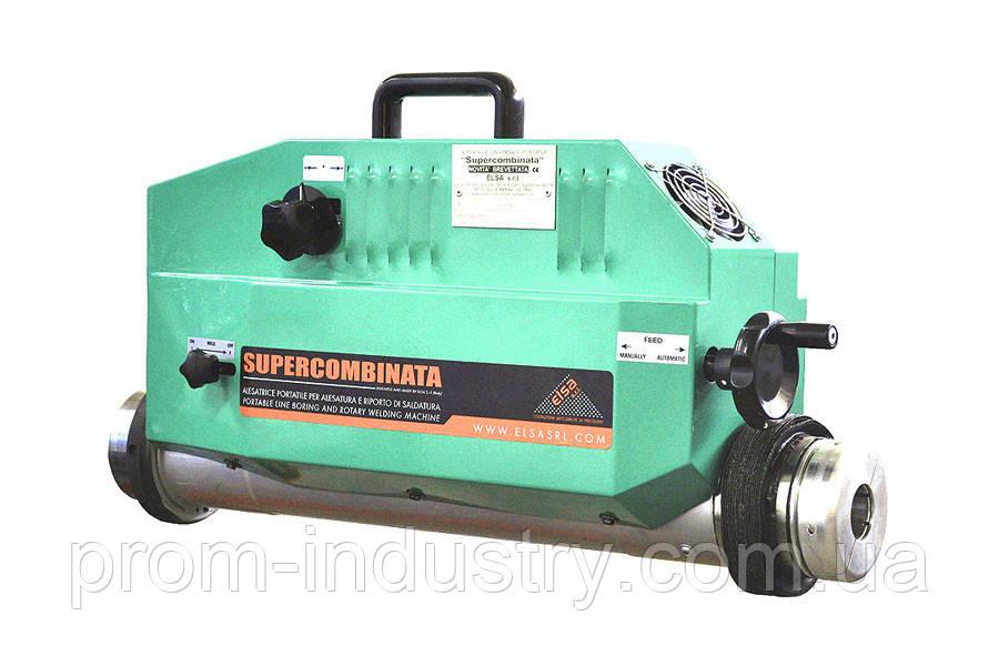 Расточно-наплавочный комплекс SUPERCOMBINATA Easy Ø32 – 250 mm