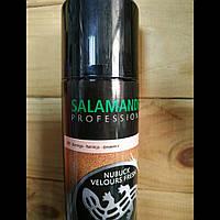 Краска  Salamander Professional 371 (фламинго/бледно-розовый) для замши нубука велюра 250 мл