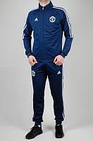 Спортивный костюм Adidas FC Man UTD 5182 Тёмно-синий