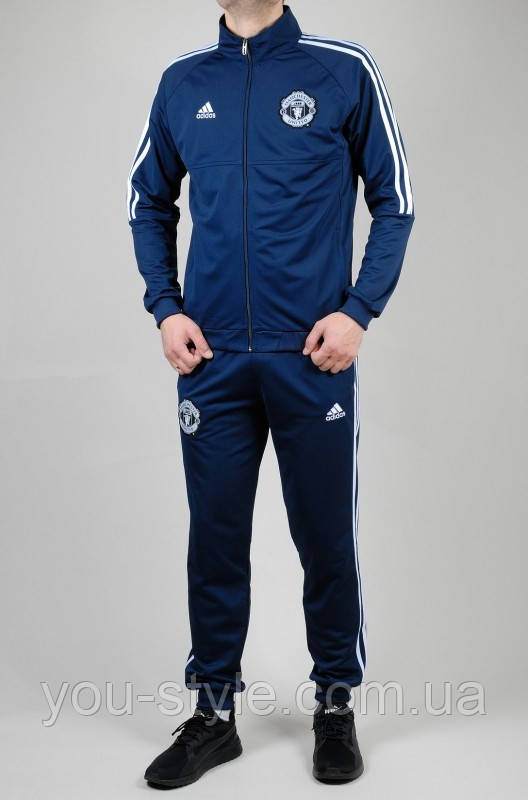 Спортивный костюм Adidas FC Man UTD