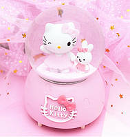 "Музыкальный ночник ""Hello Kitty"" 3DTOYSLAMP"
