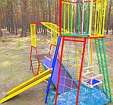 Детский спортивный комплекс ДСК-Трансформер - ЛАБИРИНТ -4, фото 2