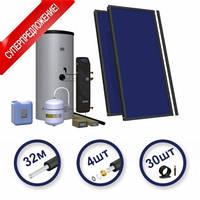 Солнечный комплект Hewalex 2 TLPAm-200