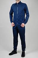 Мужской спортивный костюм Nike 5177 Тёмно-синий