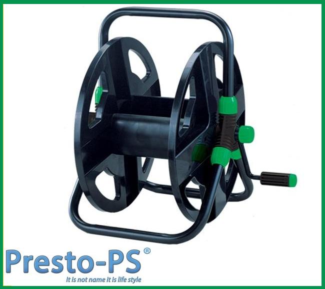 Катушка для шланга Presto-PS 1002 (без колес) 45 м 1/2