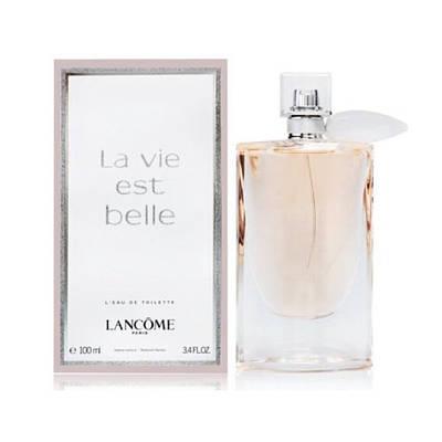 Французькі жіночі парфуми LANCOME La Vie Est Belle туалетна вода 50ml, солодкий квітковий аромат гурманський