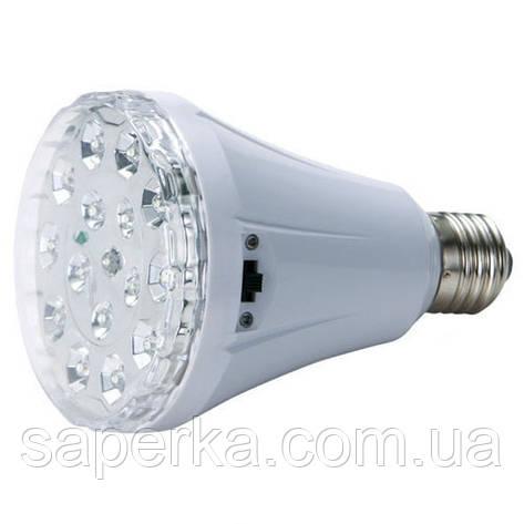 Фонарь лампа 1895L, 16LED, фото 2