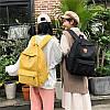 Молодежный рюкзак с вышитыми вкусняшками, фото 4