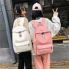 Молодежный рюкзак с вышитыми вкусняшками, фото 3