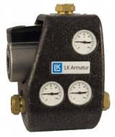 """Смесительный узел LK Armatur 70°C 1 1/4"""" с клапаном"""