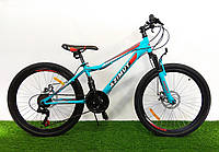 Горный скоростной велосипед Azimut Forest 26 D ( 13 дюймов)