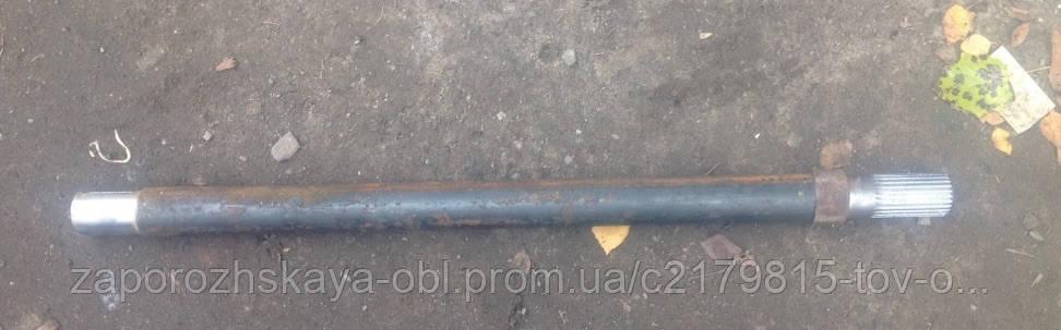 Вал дозатора РОУ-6 (голый)
