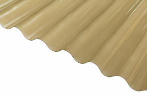 Лист Salux W HR 76/18 1.8х0.90, бронзова хвиля