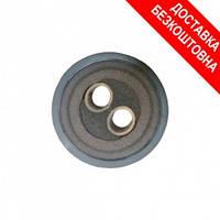 Труба для теплотрассы Microflex DUO 125/2x32/2,9, PE-Xb, PN6