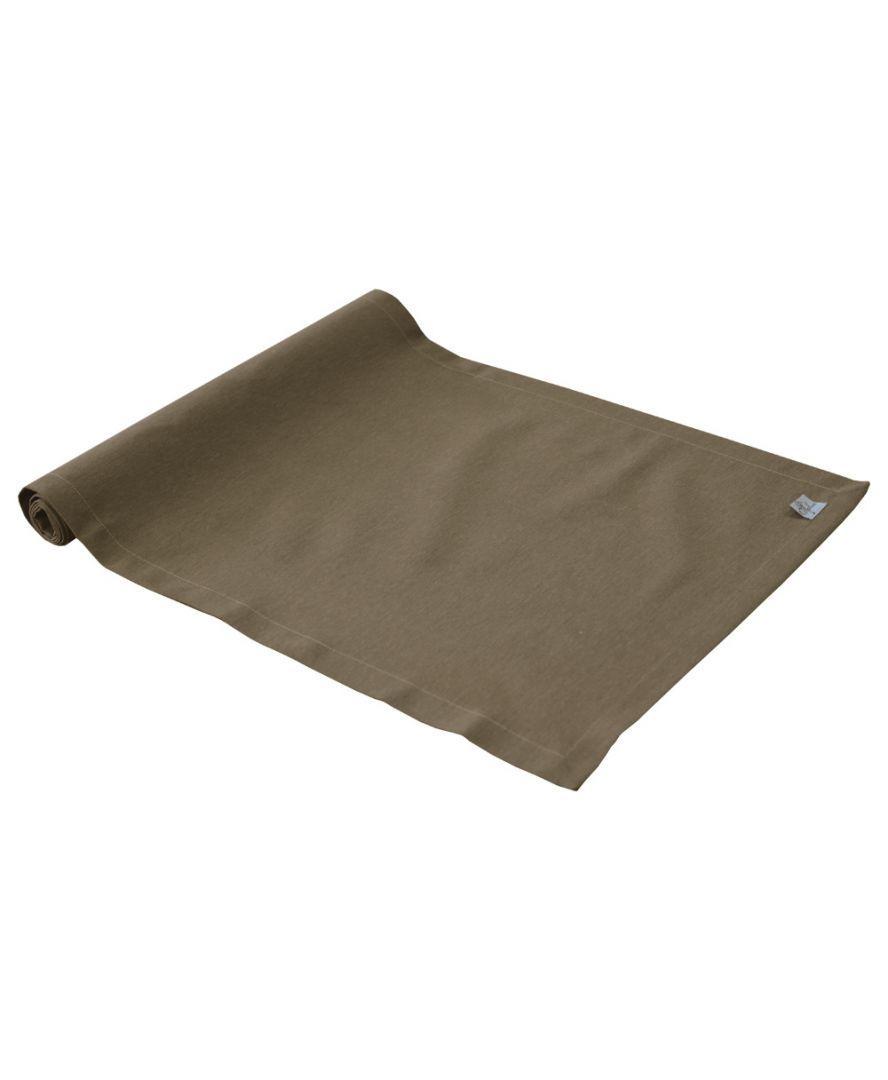 Дорожка на стол Brown 120х40 см