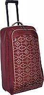 39370 - Дорожная сумка-чемодан на колесах - Рим
