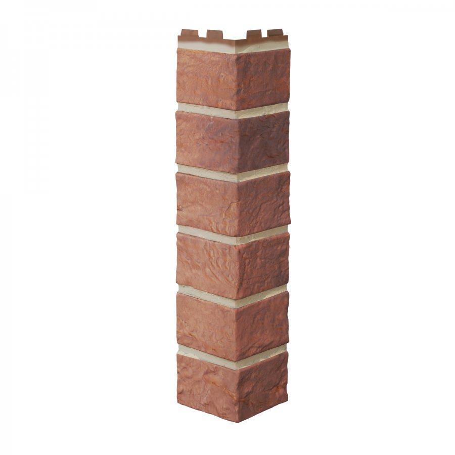 """Планка VOX """"Зовнішній кут"""" Solid Brick BRISTOL 0,42 м"""