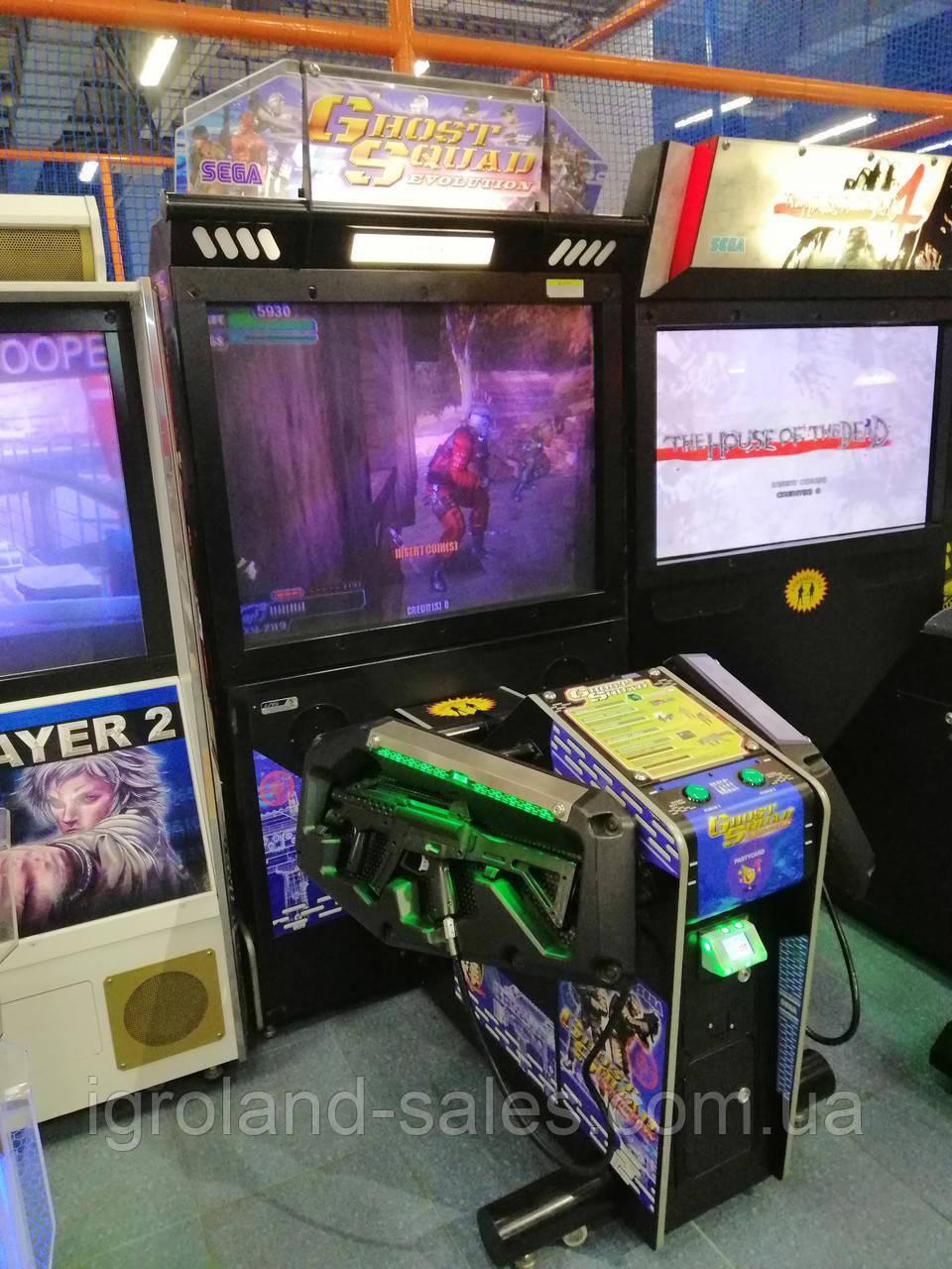 игровые автоматы с играми sega