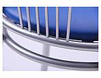 Стул Велес алюм Скаден темно-синий, фото 7
