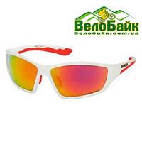 Спортивні окуляри Briko ACTION REVO RED AF білий/червоний
