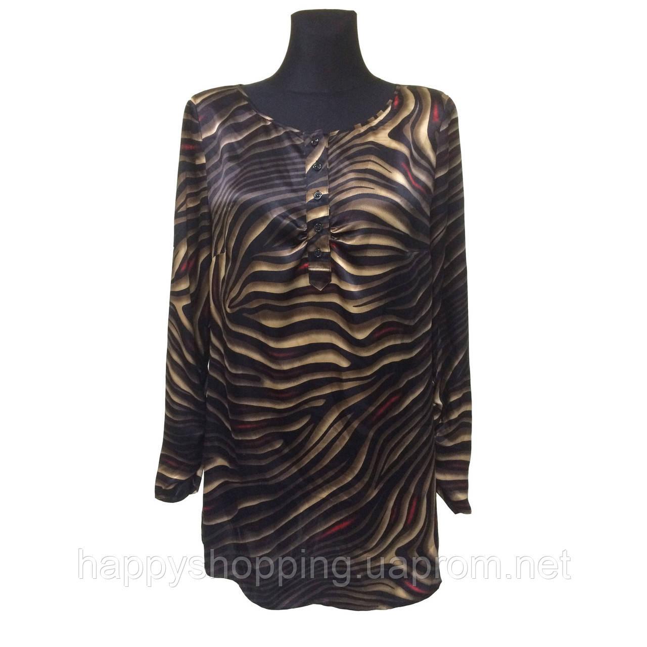 Шелковое платье-туника Jones
