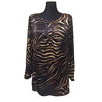 Шелковое платье-туника Jones, фото 1