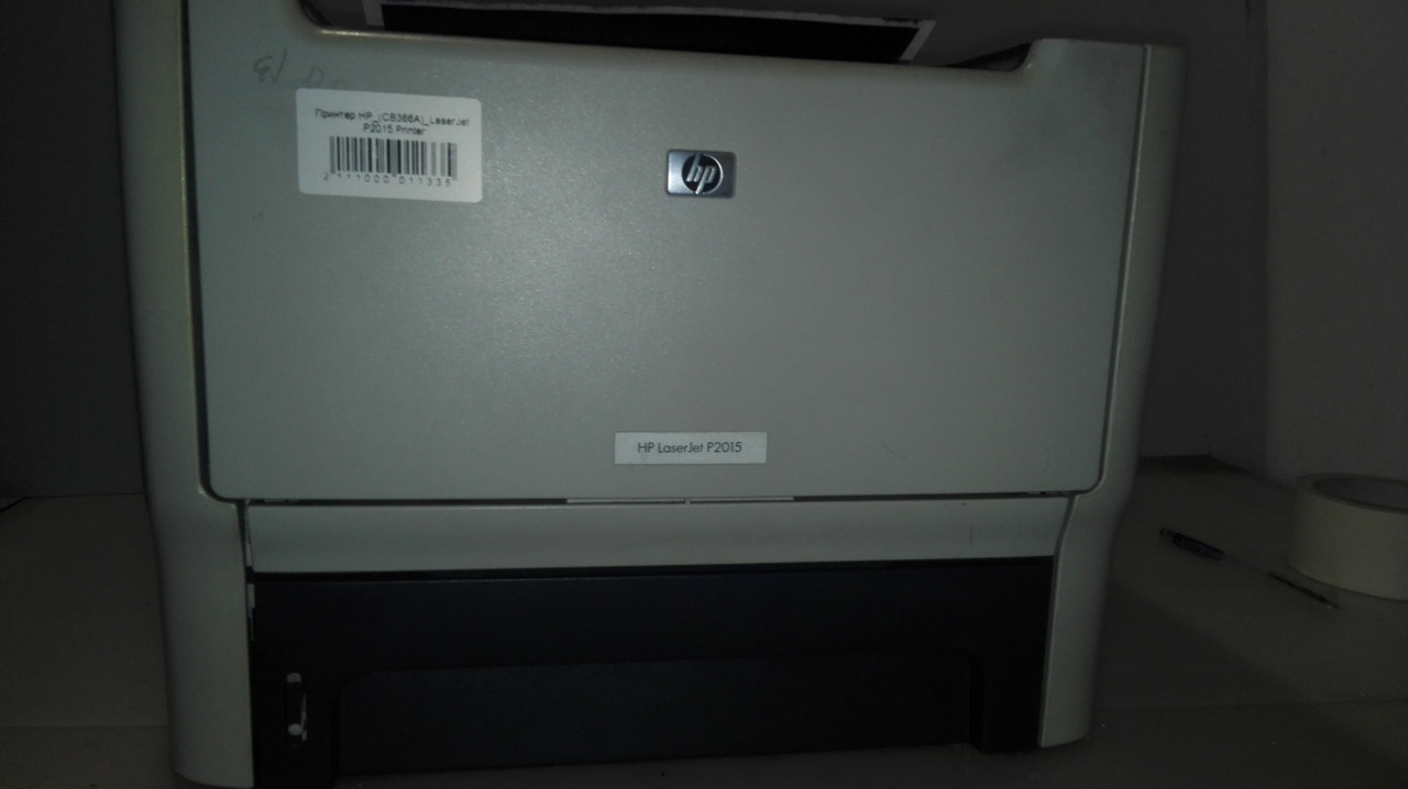 Лазерный принтер hp 2015p на запчасти №1