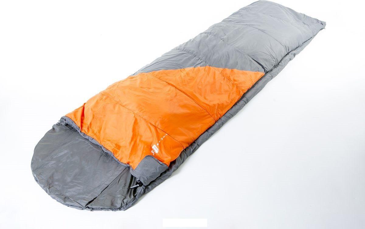 Спальний мішок-ковдра Tramp Fluff (правий). Туристический спальник. Спальник ковдра