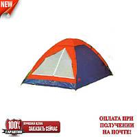 Палатка Туристическая 2*1.5х1.1 м, фото 1