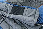 Спальний мішок-ковдра Tramp Walrus (лівий). Спальник ковдра. Туристический спальник, фото 6