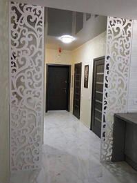 Декоративные ажурные перегородки,арки и ширмы