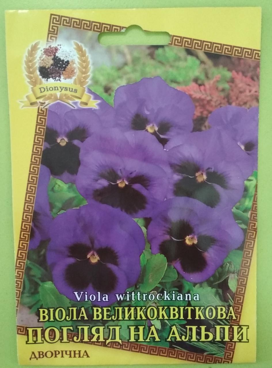 Виола Большецветная Фламинго НК Элит 4716599