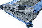 Спальний мішок-ковдра Tramp Walrus (правий). Спальник ковдра. Туристический спальник, фото 5