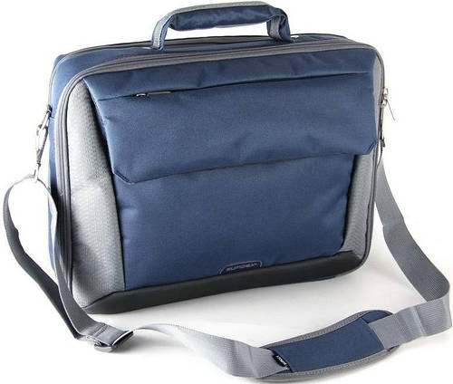 """Сумка для ноутбука 16"""" классического стиля Sumdex Passage PON-302NV синий"""