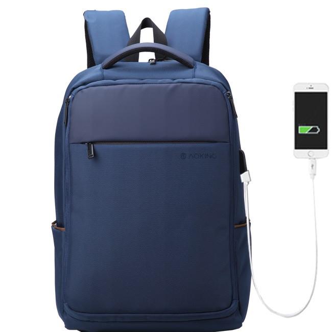 Городской Рюкзак для Ноутбука 22л Aoking SN78080 Синий