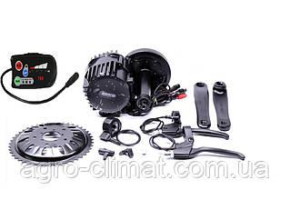 Электромотор Bafang bbs01 48V 1000W дисплей c 790 электрический комплект для велосипедов