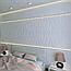 Декоративные гипсовые 3D панели Gipster «Лотос», фото 3