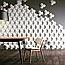 Декоративные гипсовые 3D панели Gipster «Трилисники», фото 2