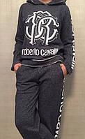 "Спортивный костюм ""Roberto Cavalli"" серый, фото 1"