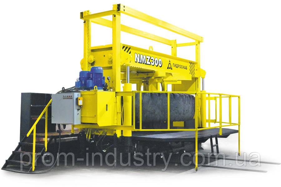 Стационарные шиномонтажные стенды серии «NMZ» (NMZ300)