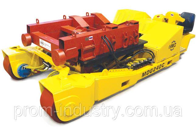 Транспортёр самоходный гидравлический многофункциональный «MDG» (MDG-360), фото 2