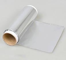 Фольга алюминиевая 0,12*25м 14мкм (1рулон)