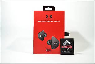 Беспроводные Bluetooth наушники JBL UA-X Black