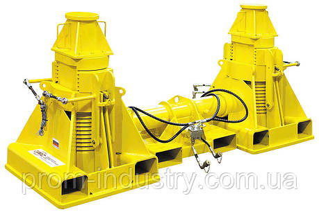 Система подъёма и вывешивания карьерного самосвала (HS300), фото 2